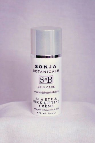 Sonja Botanicals Skin Care ALA Eye & Neck Lifting Creme