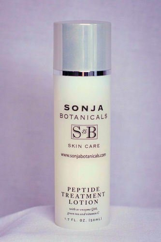 Sonja Botanicals Skin Care Peptide Treatment